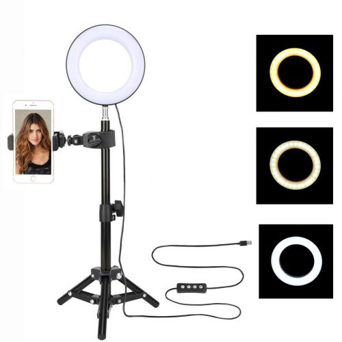 comparatif ring light